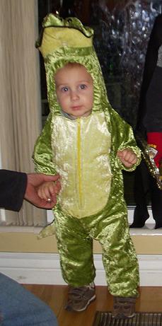 Charlie alligator