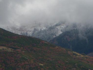 October_snow